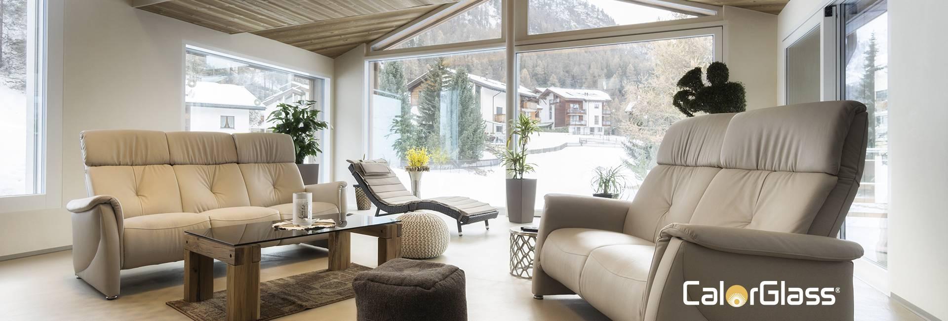 CalorGlass, le vitrage chauffant intelligent pour le confort absolu