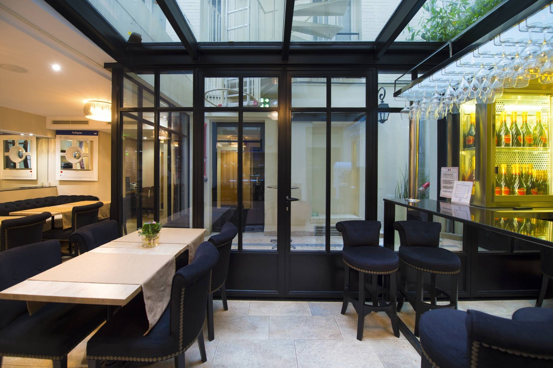vitrages chauffants pour un confort in dit et in galable calorglass riou glass. Black Bedroom Furniture Sets. Home Design Ideas