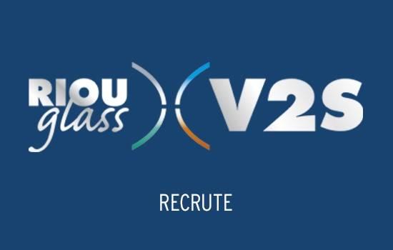 RIOU Glass V2S recrute un(e) responsable de production