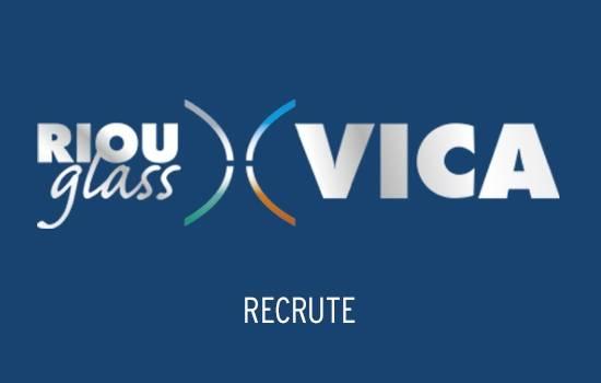 RIOU Glass VICA recrute un(e) technicien(ne) de maintenance