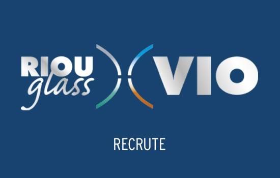 RIOU Glass VIO recrute deux chargé(e)s d'affaires itinérants