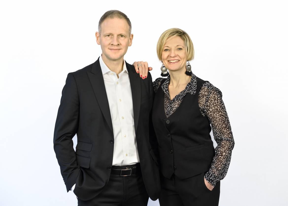Nicolas Riou, Christine Riou Feron