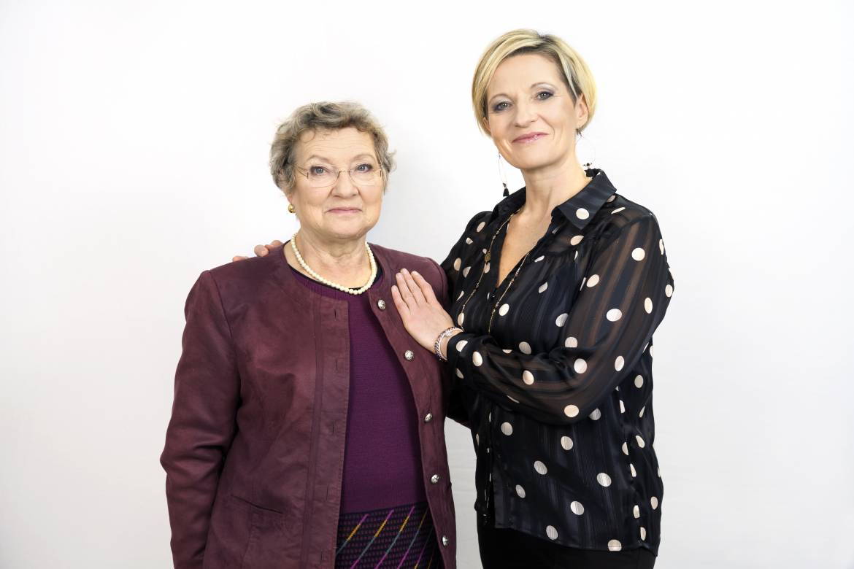 Christiane Riou, Christine Riou Feron