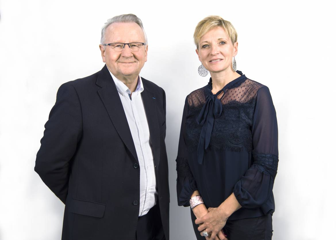 Pierre Riou, Christine Riou Feron
