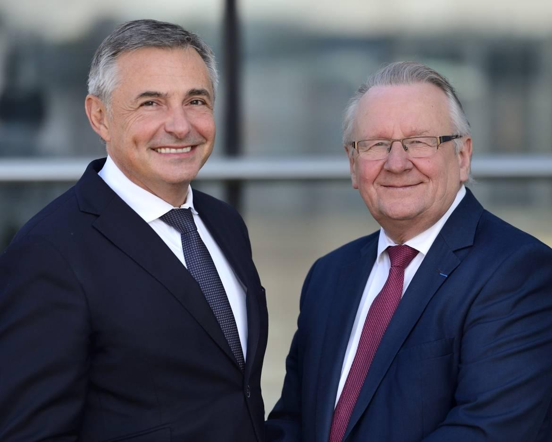 Christophe Nicoli, Pierre Riou