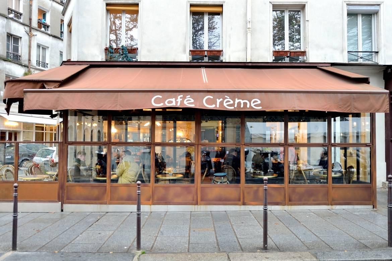 Le Café Crème, Paris (75)