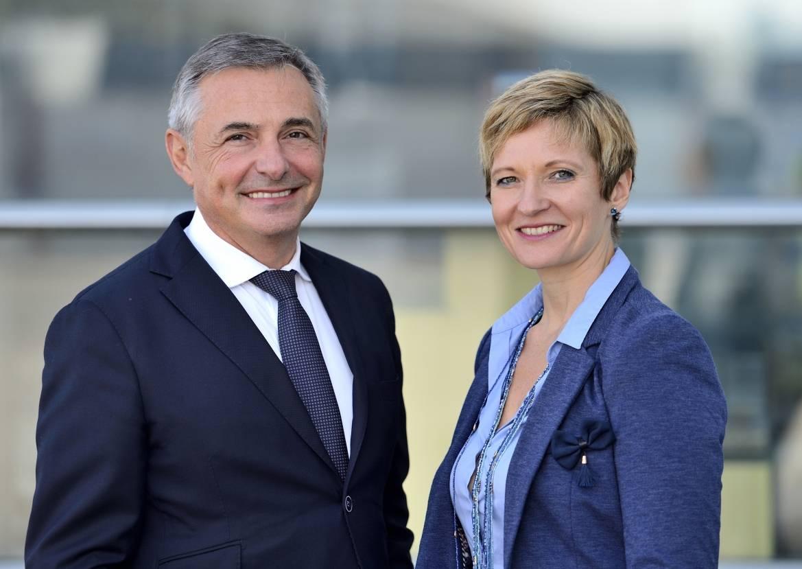 Christophe Nicoli, Christine Riou Feron