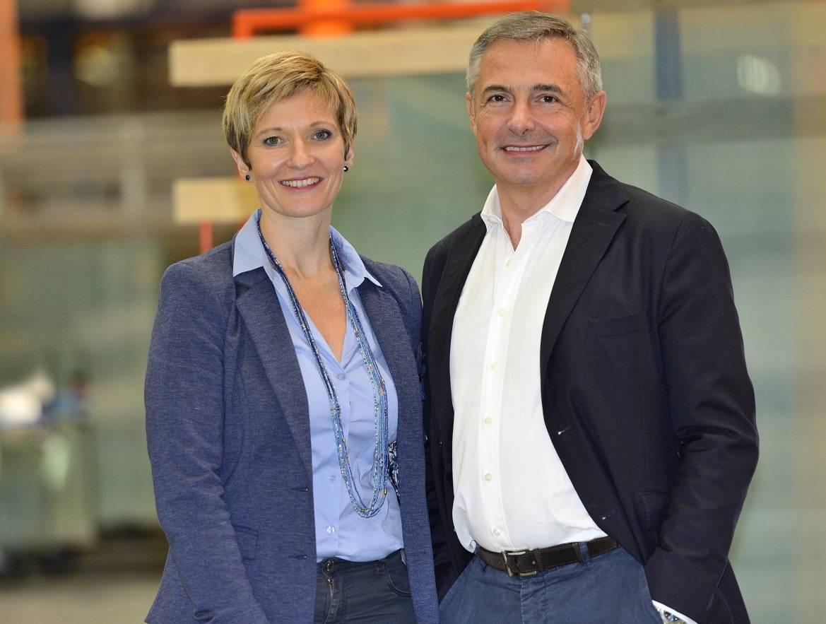 Christine Riou Feron, Christophe Nicoli