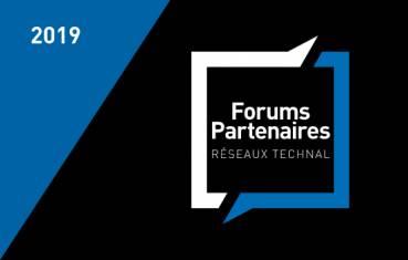 RIOU Glass aux Forums Partenaires Technal