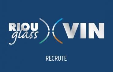 RIOU Glass VIN recrute un(e) alternant(e) Chargé(e) d'affaires bilingue FR/NL