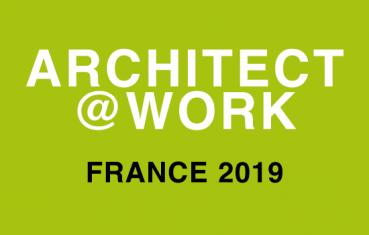 Le vitrage chauffant CalorGlass EasyPlug à ARCHITECT@WORK Paris