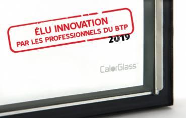 CalorGlass EasyPlug, lauréat à l'Election des Produits du BTP