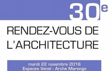 RIOU Glass aux 30ème Rendez-Vous de l'Architecture Midi-Pyrénées