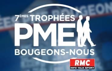 VIP, « entreprise innovante » de la région Paris des Trophées PME Bougeons-Nous