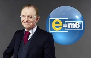 RIOU Glass à l'affiche dans E=M6
