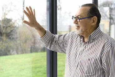 Philippe D., propriétaire de la véranda équipée CalorGlass