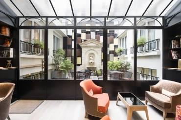 Hôtel Rochester Champs-Elysées, Paris (75)