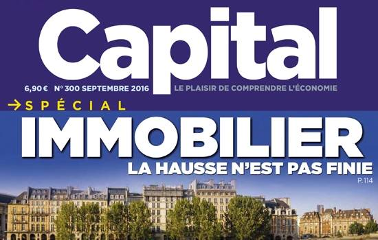 RIOU Glass à l'honneur dans le magazine CAPITAL