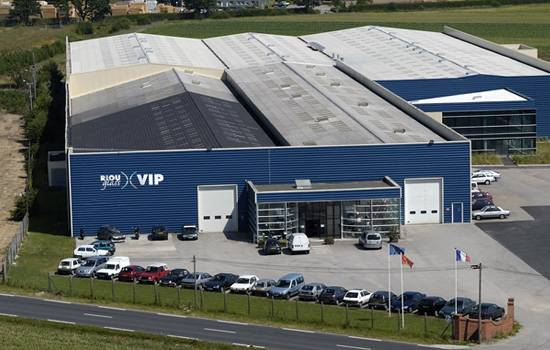 L'usine historique RIOU Glass VIP se modernise
