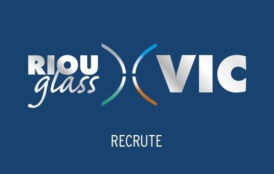 RIOU Glass VIC recrute un comptable H/F
