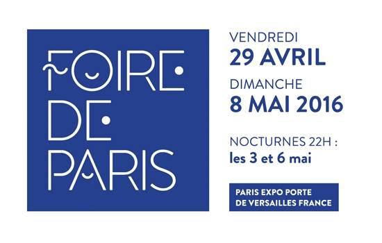 CalorGlass de nouveau à la Foire de Paris 2016